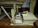 Pantorouter - Kopierfräse - Selbstbau